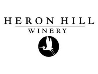 Heron Hill offers a Certificate for a Wine Tasting