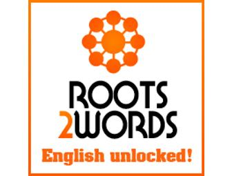 Enrollment in the Roots2Words vocabulary program