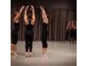 Nationally-renowed Dance Dept at The College at Brockport offers a pair of tickets DANSCORE