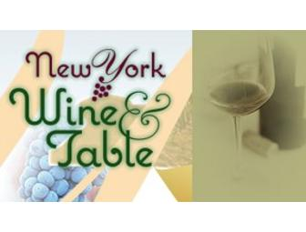 New York Wine & Table: Complete seasons 1 and 2 on DVD