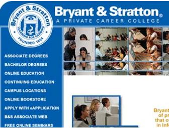 Bryant & Stratton $99 for any Microsoft Word or Excel class (subject to availability)