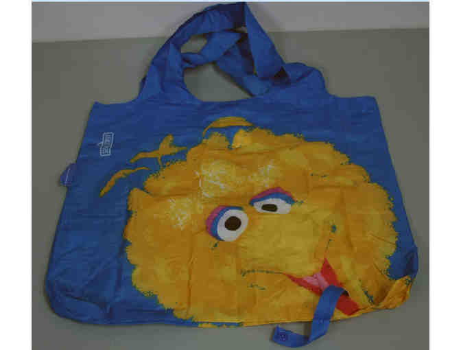 Big Bird Nylon Tote Bag