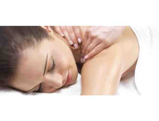 Integrative Body Work Offers a Certificate for a One-Half Hour Foot Massage With Essental Oils