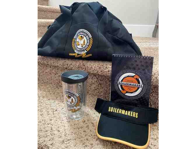 Deluxe Boilermaker's Union Appreciation Package