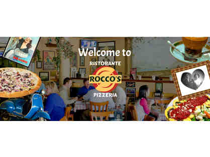$25 Gift Card - Great Italian Pizza at Rocco's in Walnut Creek
