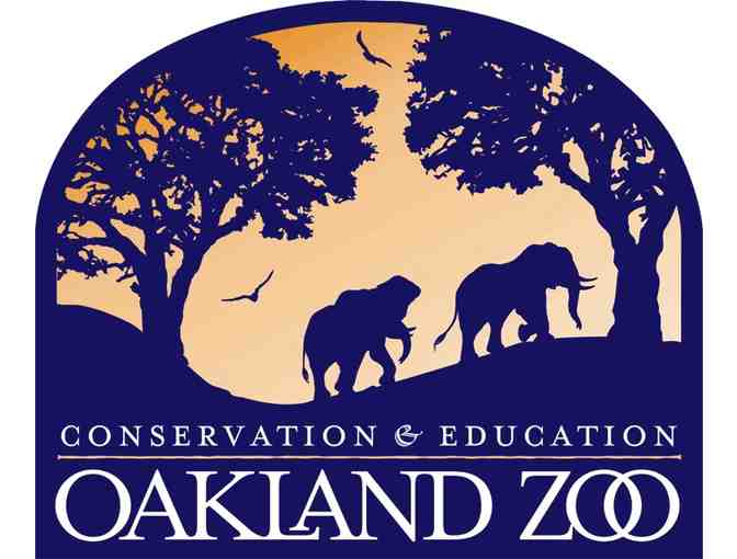 2 Adults and 2 Children - Oakland Zoo Tickets - Photo 3