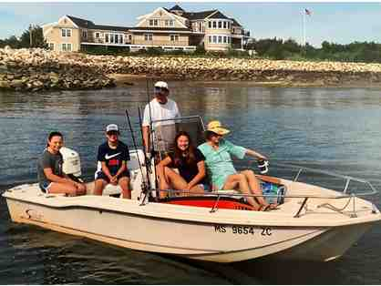 3 Hour Fishing or Sightseeing Trip on Cape Cod