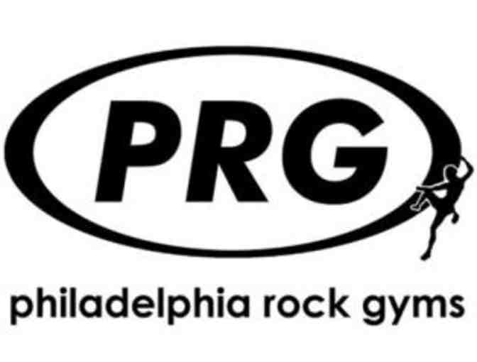 2 Individual or Family Intro to Climbing packages at Philadelphia Rock Gyms - Photo 1