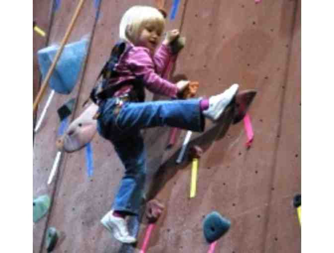 2 Individual or Family Intro to Climbing packages at Philadelphia Rock Gyms - Photo 2