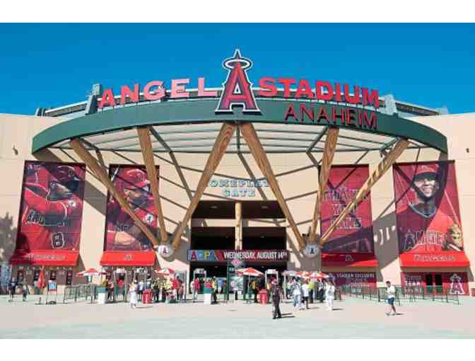 4 Diamond Club tickets: Angels Game - Photo 1