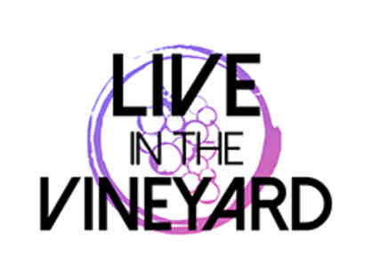 Live In The Vineyards - Two Tickets, Nov 2 - 4, 2019
