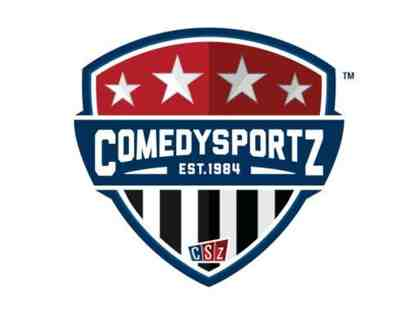 $100 Value - 4 Tickets to the ComedySportz Theater in Chicago, IL www.CSZCHICAGO.com