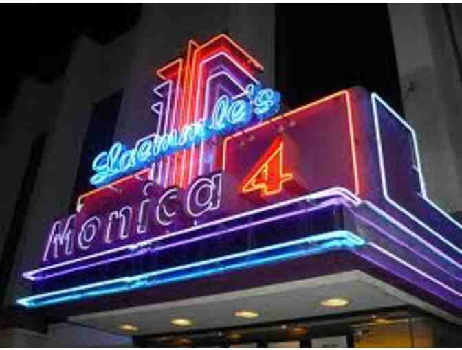 2 Tickets to Laemmle Theaters, Los Angeles CA - Photo 1