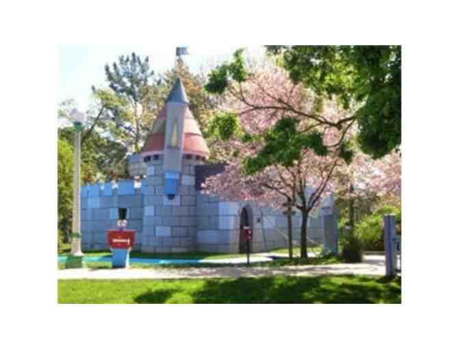 Fairytale Town Family Pass for 4 People, Sacramento, CA