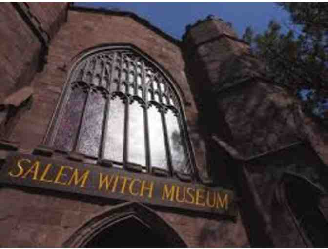 Family Six-Pack of tickets to Salem Witch Museum - Salem, MA