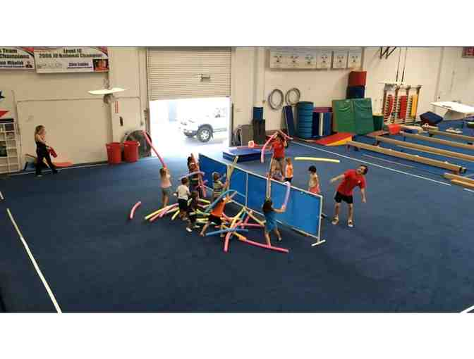 SCATS Gymanstics: Where every child is a champion! - Huntington Park,Ca