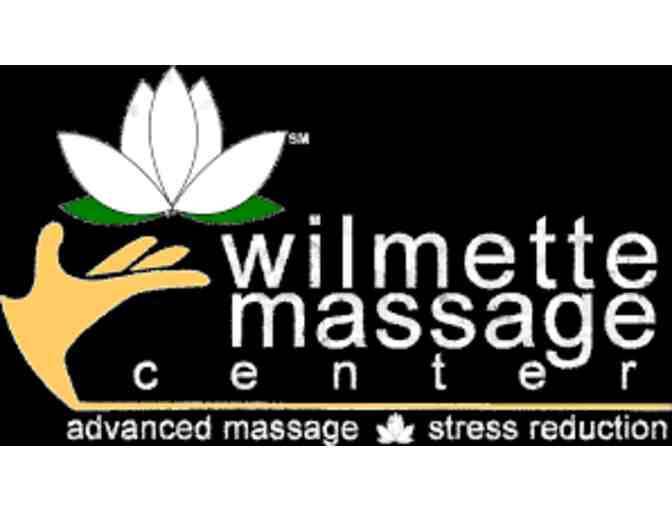 One Hour Massage at Wilmette Massage Center