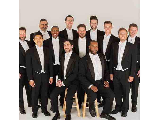 2 Tickets for Chanticleer on July 31st, 2018!