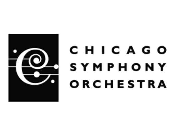 2 Tickets to the Chicago Symphony Orchestra on June 2nd, 2018