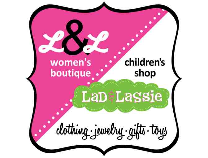 $25 Gift Card to Lad & Lassie