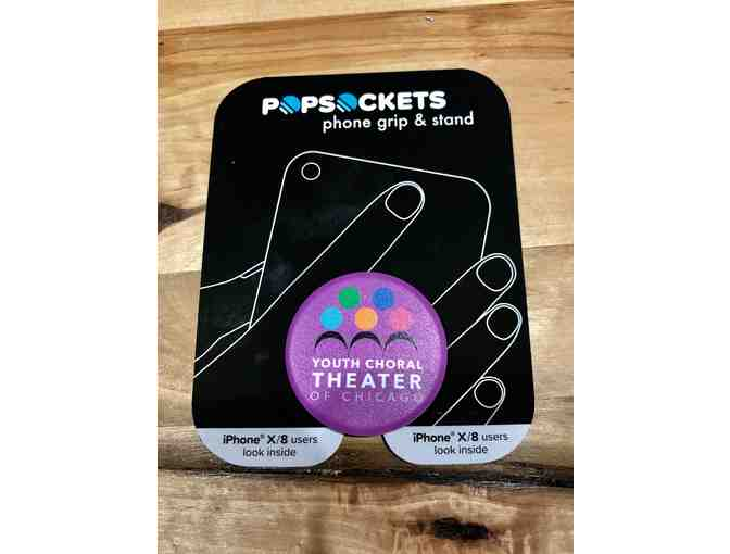 Set of 2 YCT Pop Sockets