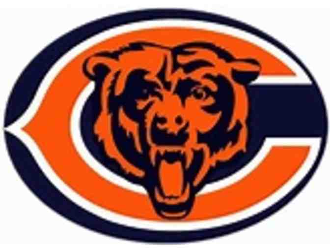 Chicago Bears Limited Edition Laser Photograph