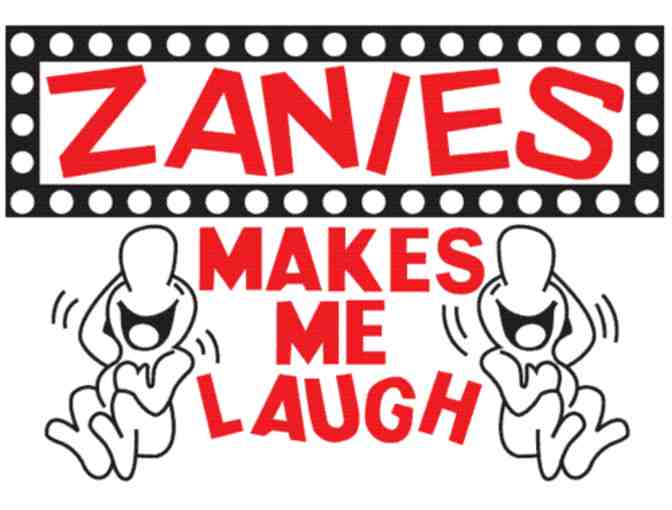 Tickets to Zanies Comedy Club
