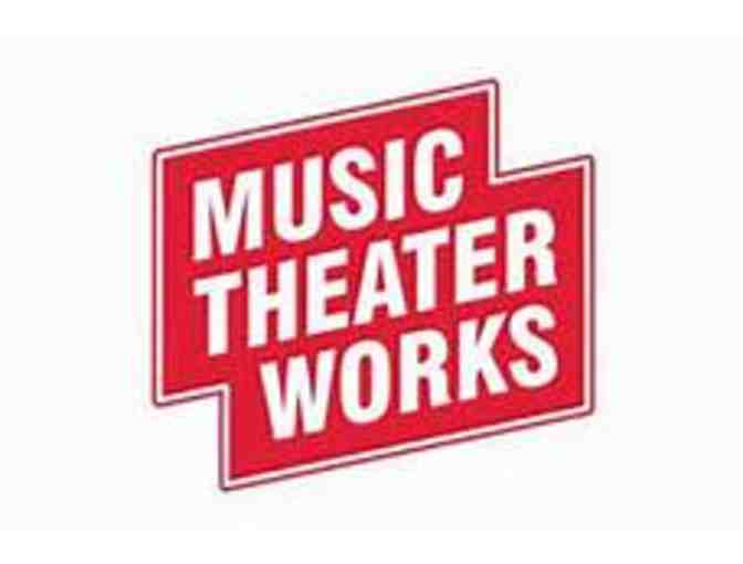 Music Theater Works, Cahn Auditorium Tickets