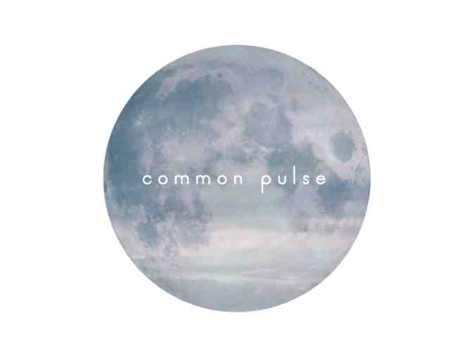 Tickets to a concert by Common Pulse
