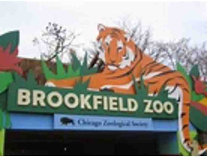 Tickets to The Brookfield Zoo