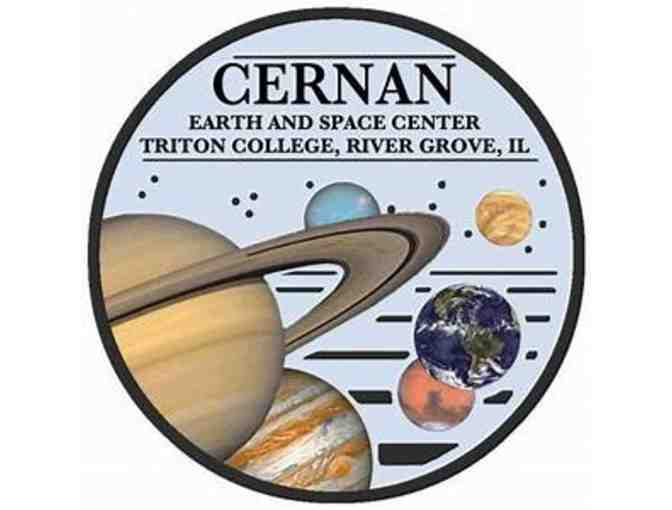 Four Tickets to Tour the Cernan Earth & Space Center #2