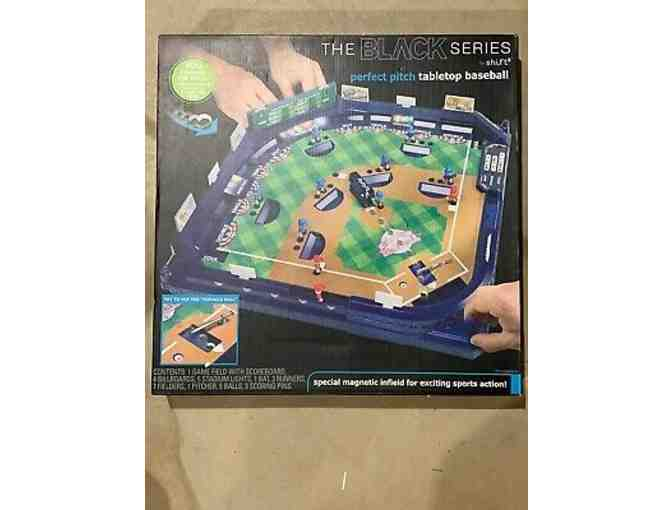 Table Top Baseball Game