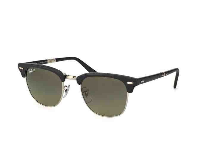 Ray-Ban Clubmaster Folding Sunglasses from Todd Hackney Optometry - Photo 2