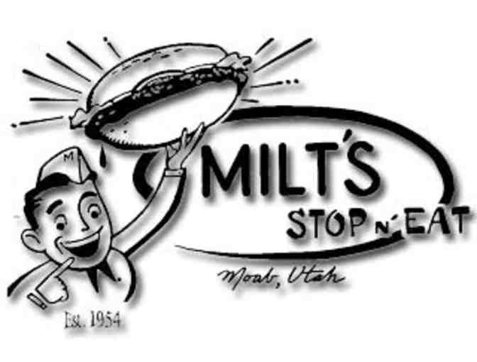 T-Shirt - Women's Large from Milt's Stop and Eat