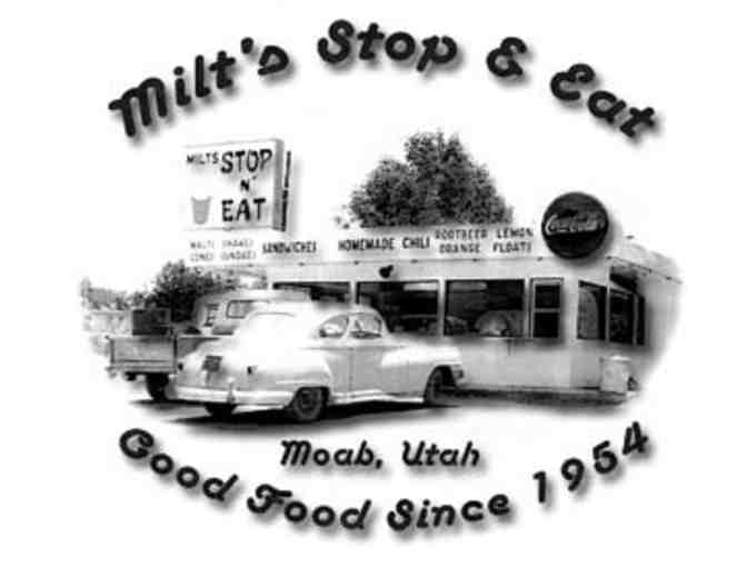T-shirt  - Women's Small from Milt's Stop and Eat