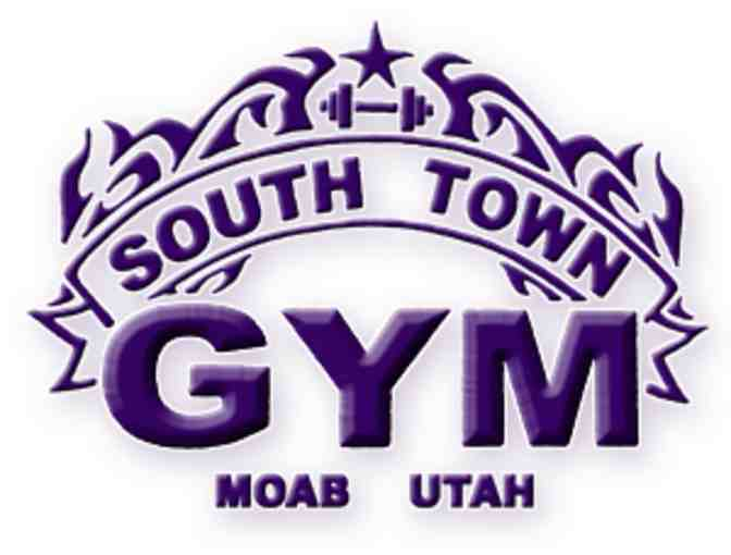 South Town Gym-1 year membership