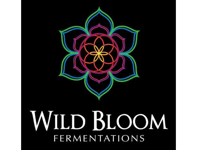 Wild Bloom-1 Quart (32 oz.) Kombucha