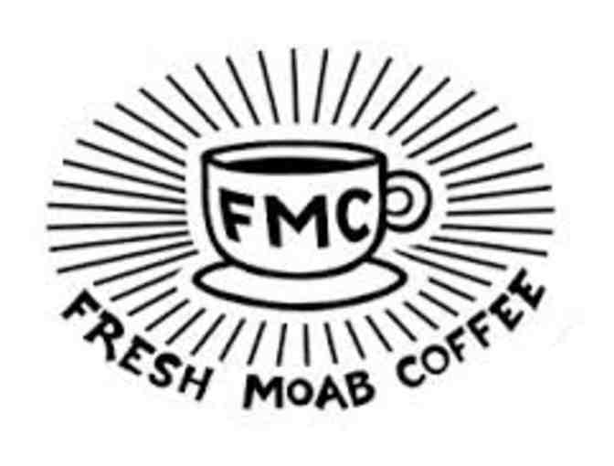 Fresh Moab Coffee - 1lb of Coffee Beans