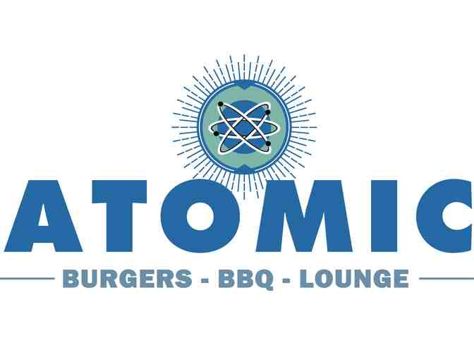 Atomic Grill & Lounge - $50 Gift Certificate