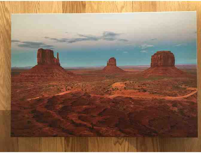 Bret Edge: Castle Valley 16x24 Giclee Photograph