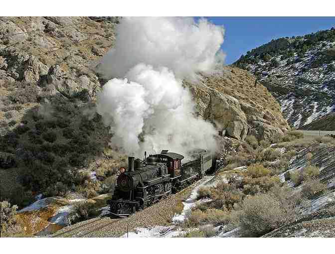Northern Nevada Railway, Ely, Nevada-Train Ride for 4 People