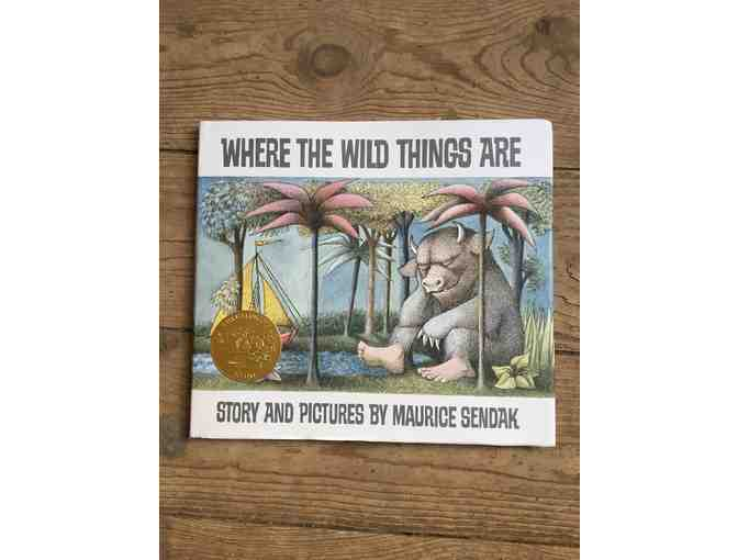 Where The Wild Things Are (hardback) from Children's Hour in SLC