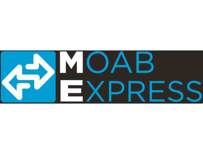 Moab Express-Round Trip Airport Shuttle for Two to Canyonlands Airport