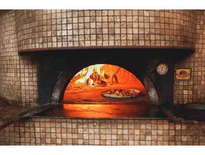 Antica Forma Wood Fired Pizza - $50 Gift Certificate
