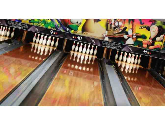 Gravel Pit Lanes - 2 Games of Bowling!