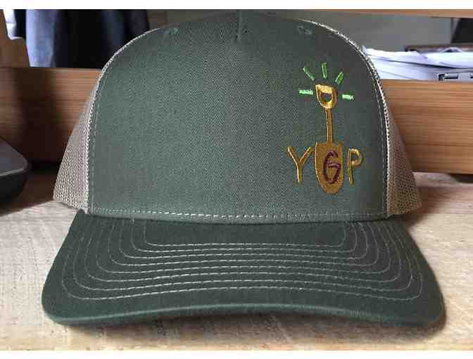 Youth Garden Project Hat!- Green