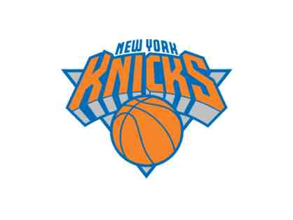 New York Knicks vs. Indiana Pacers at Madison Square Garden - Two (2) Tickets Center Court