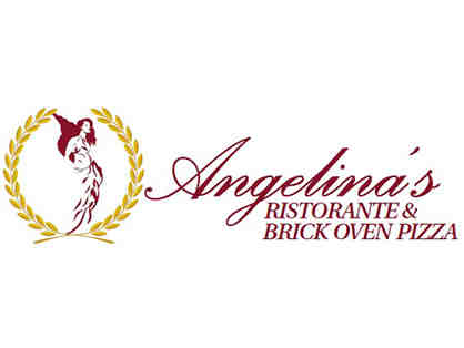 $100 Gift Certificate to Angelina's Ristorante