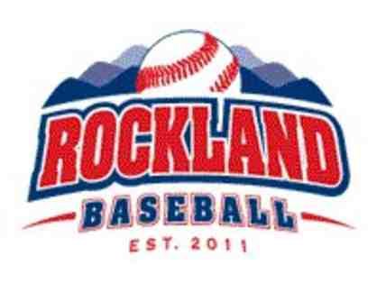 4 Tickets to Rockland Boulders Home Game