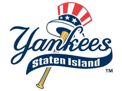 Staten Island Yankees - Tickets for Four (4)